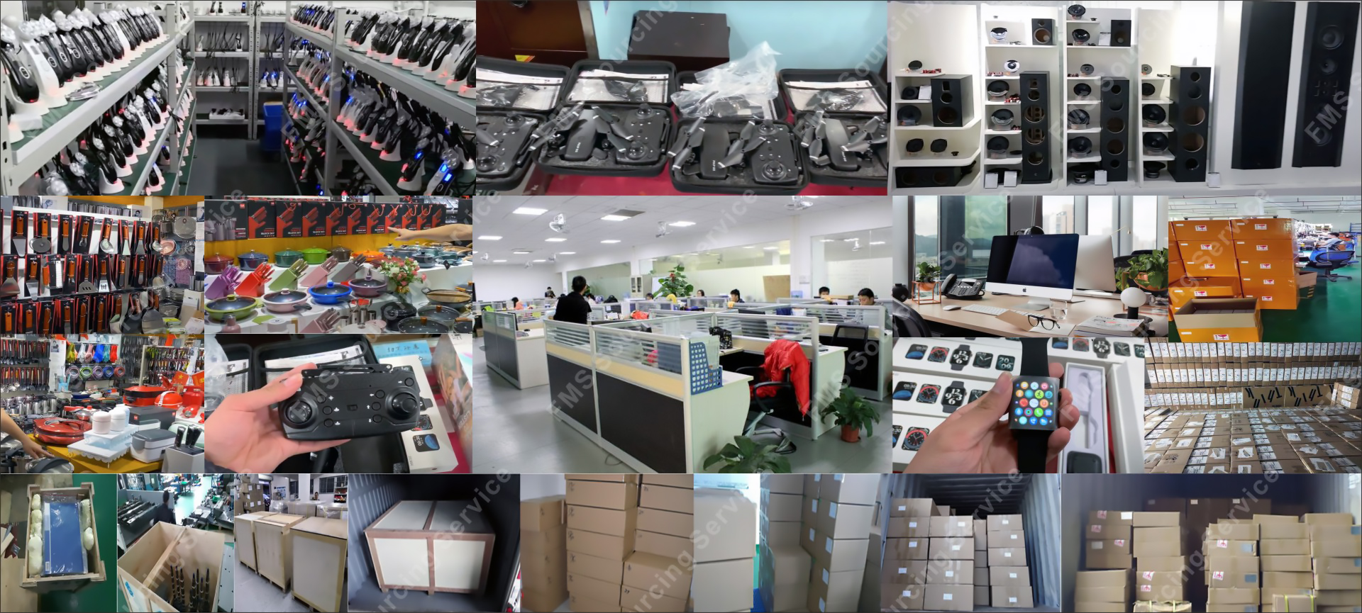 FMS Sourcing Service